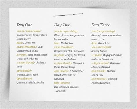 3 Day Detox For Test by 25 Best Ideas About Three Day Detox On Three