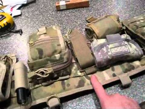 condor battle belt. inexpensive pouch carrier  youtube