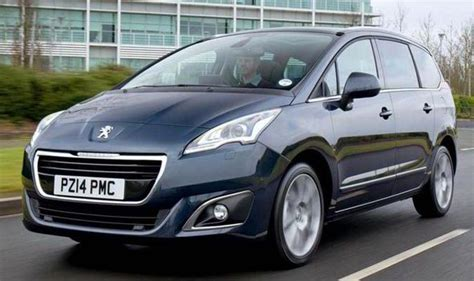 peugeot cars uk peugeot 5008 1 5td review is the revival of the