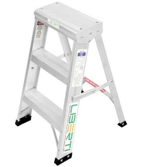 aluminum step stool 2 foot 2 liberti aluminium step stool step ladder and stool