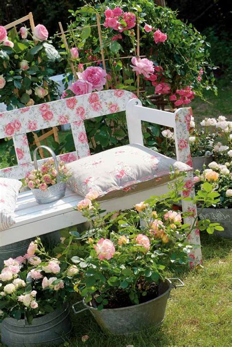 diy garden decor ideas garden decorating ideas on a budget easy diy projects