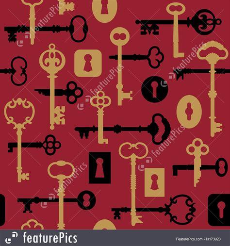 pattern lock online skeleton key lock pattern in red