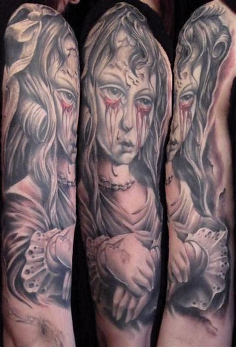 demon sleeve tattoo designs tattoos and designs page 163