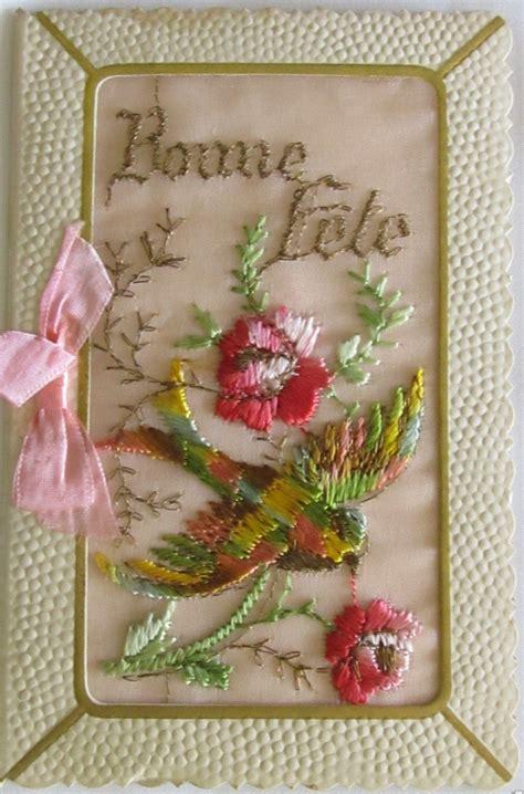 Carte De Fetes Gratuites by Cartes Anciennes Bonne Fete