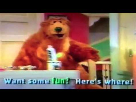 bear inthe big blue house music bear in the big blue house theme song youtube