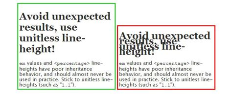 typography line height legibility and readability