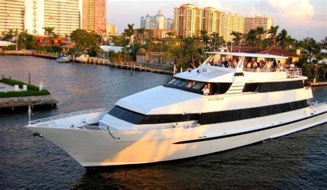 Sun Dream Yacht Charters   Venue   Fort Lauderdale, FL   WeddingWire