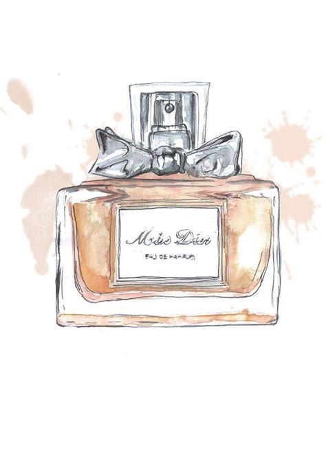 Miss Perfume Bottle miss perfume illustration my work