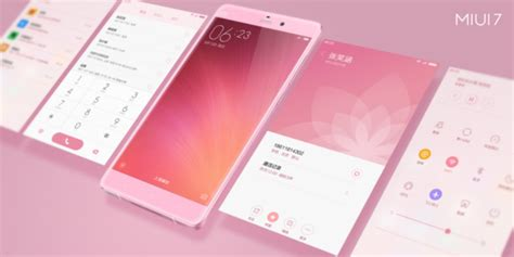 mi themes china xiaomi miui 7 is official in china brings new themes and