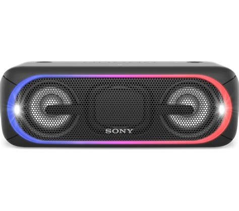Speaker Sony sony bass srs xb40 portable bluetooth wireless speaker black deals pc world