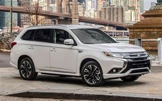 Mitsubishi Phev Canada Mitsubishi Outlander Phev 2017 Us Wallpapers And Hd