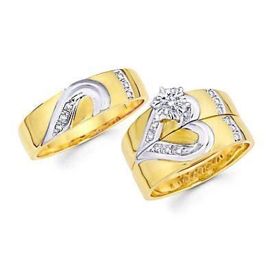 cheap size 7 1 4ct 14k gold engagement