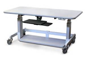 adjustable height computer desk height adjustable computer desk with retractable keyboard