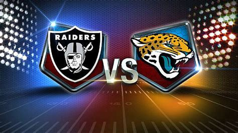 jaguars raiders look to build on better than usual starts