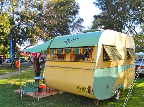 vintage travel trailer awnings sweet awnings let s go gling pinterest