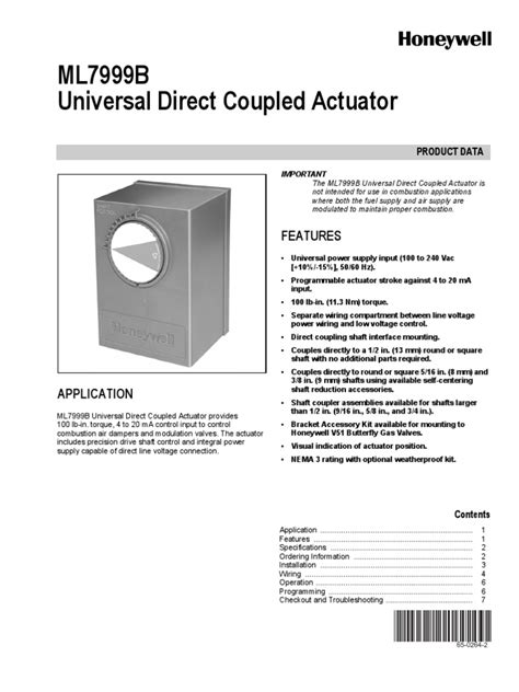 honeywell direct coupled actuator wiring diagram honeywell