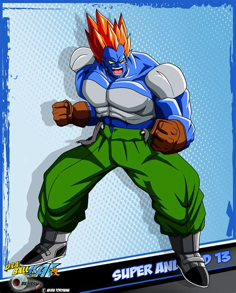 z android 13 dbkai card 20 android 13 by bejitsu on deviantart