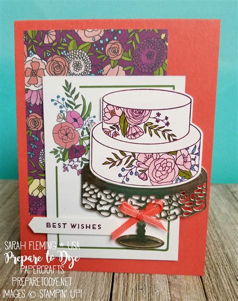 card blogs with prepare to dye papercrafts 187 highlight cake soiree