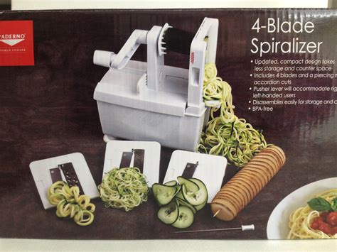 bed bath beyond spiralizer vegetable spiralizer bed bath and beyond