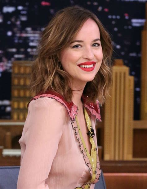 how to get hair like dakota johnson dakota johnson s hair is having a moment glamour