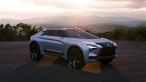 mitsubishi evo concept mitsubishi e evolution concept is the evo s crossover
