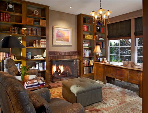 Office Space Upgrades Small Space Upgrades Traditional Home Office Dallas