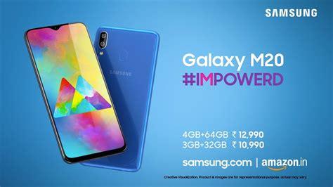 samsung galaxy m20 impowerd