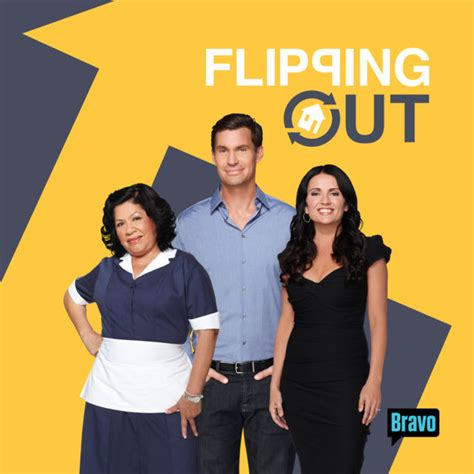 Who Doesnt To Flip Out by Flipping Out Season 8 On Itunes