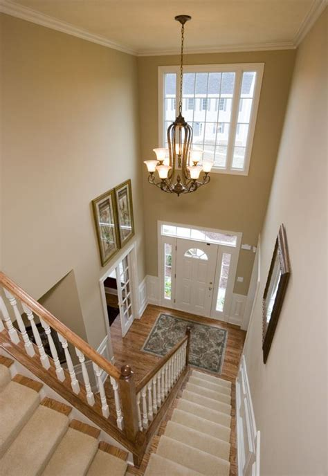 2 story foyer lighting two story foyer for the home