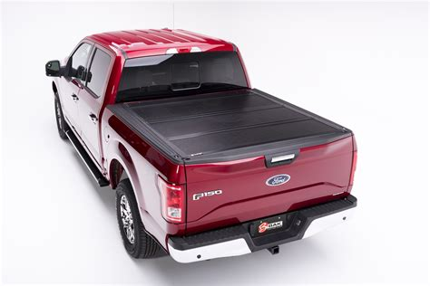f 150 truck bed cover bak industries 72327 bakflip f1 hard folding truck bed