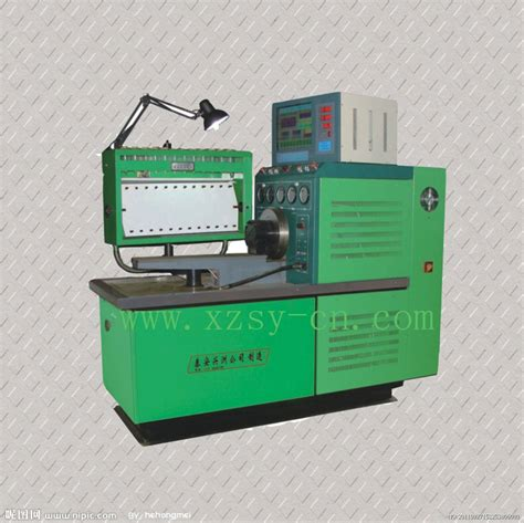 fuel injection pump test bench diesel fuel injection pump test bench displayed by lcd