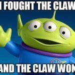 Meme Generator Toy Story - toy story alien meme generator imgflip