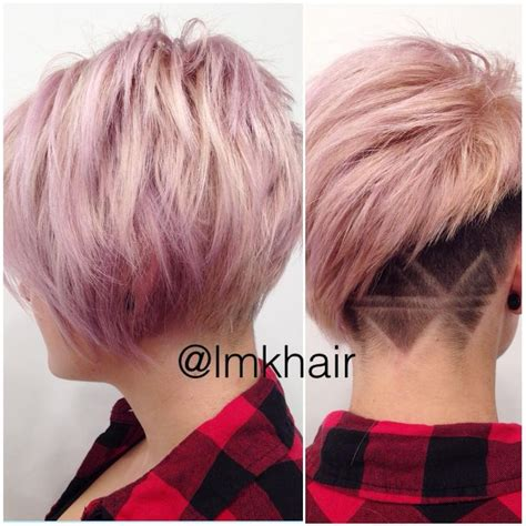 undercut hairstyle pattern 17 best images about haar on pinterest asymmetrical
