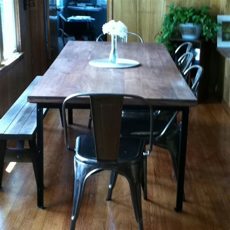 West Elm Dining Table Sale West Elm Industrial Dining Table Industry West Gunmetal Chairs Garage Sale Bench Home