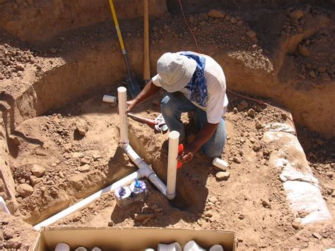 Plumbing Works In Construction Build Your Own Pool How I Built My Own Swimming Pool