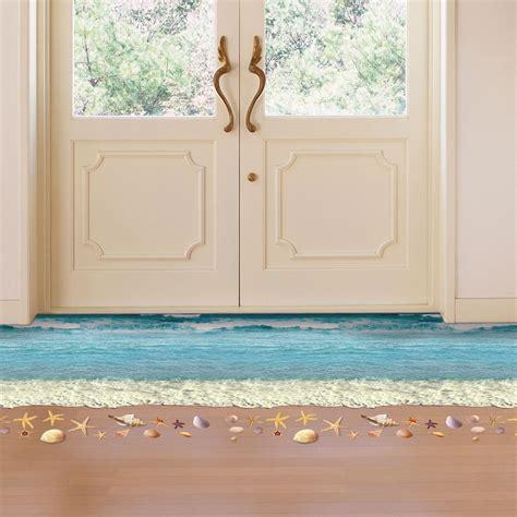 bathtub floor stickers online get cheap beach bathroom decor aliexpress com