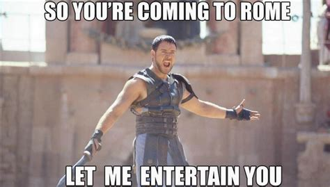 Rome Memes - italians welcome is with travel tips the times of israel