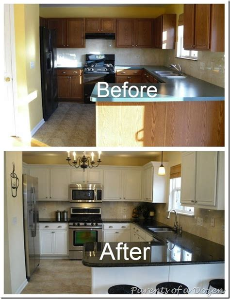diy kitchen makeover how to paint cabinets inmyownstyle 1000 images about home makeover diy on pinterest