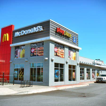 mcdonalds cornwall  brookdale avenue updated