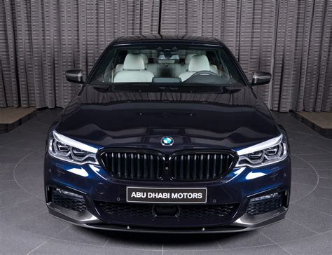 bmw 540i performance parts bmw 540i decked with m performance parts hails from abu dhabi