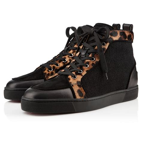sneakers brands new mens luxury brand shoes black canvas horeshair