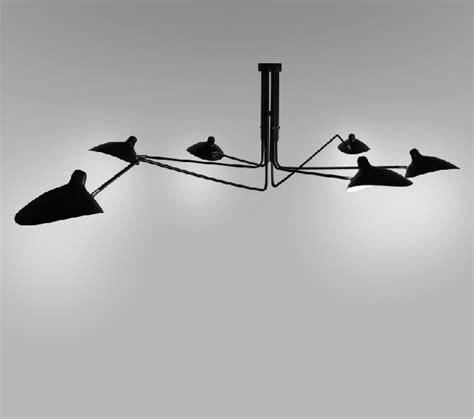 Spider Lights by Creative Black New Modern Design Chandelier Lighting
