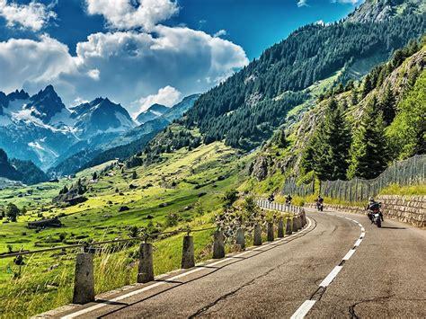 Motorrad Fahren Alpen motorradurlaub in berchtesgaden