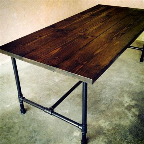 Galvanized Dining Table Dining Table Galvanized Dining Table