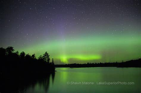 aurora borealis northern lights   upper peninsula