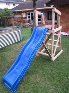 backyard slide plans 15 best ideas about pool slides on pinterest swimming