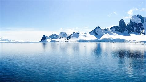 wallpaper antarctica   nature