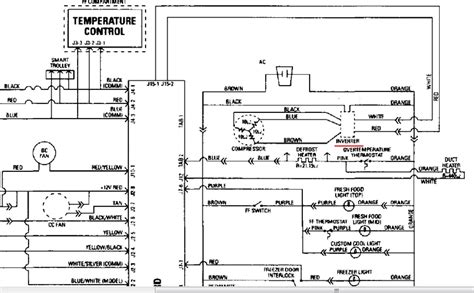 wiring diagram ge dryer parts refrigerator get free