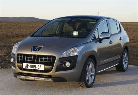 list of peugeot peugeot 3008 history of model photo gallery and list of