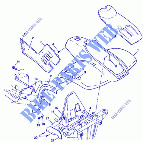 parts for 98 polaris 500 sportsman engine diagram and
